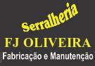 Serralheria FJ Oliveira - logo